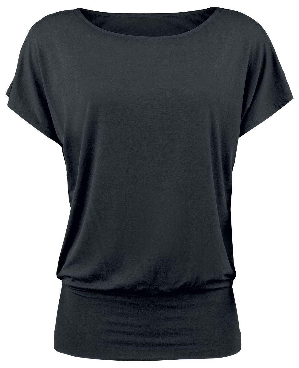 Image of   Forplay Leisure Tee Girlie trøje sort