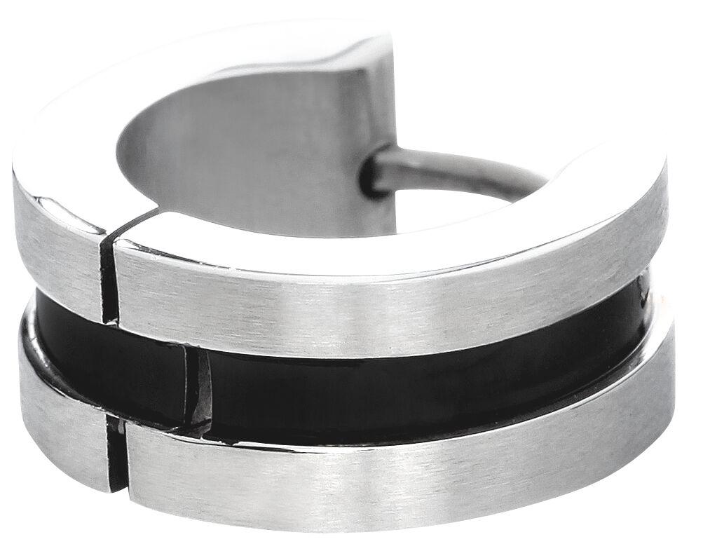 Basics - Kolczyki - Kolczyki Black Stripe Kolczyki standard - 234924