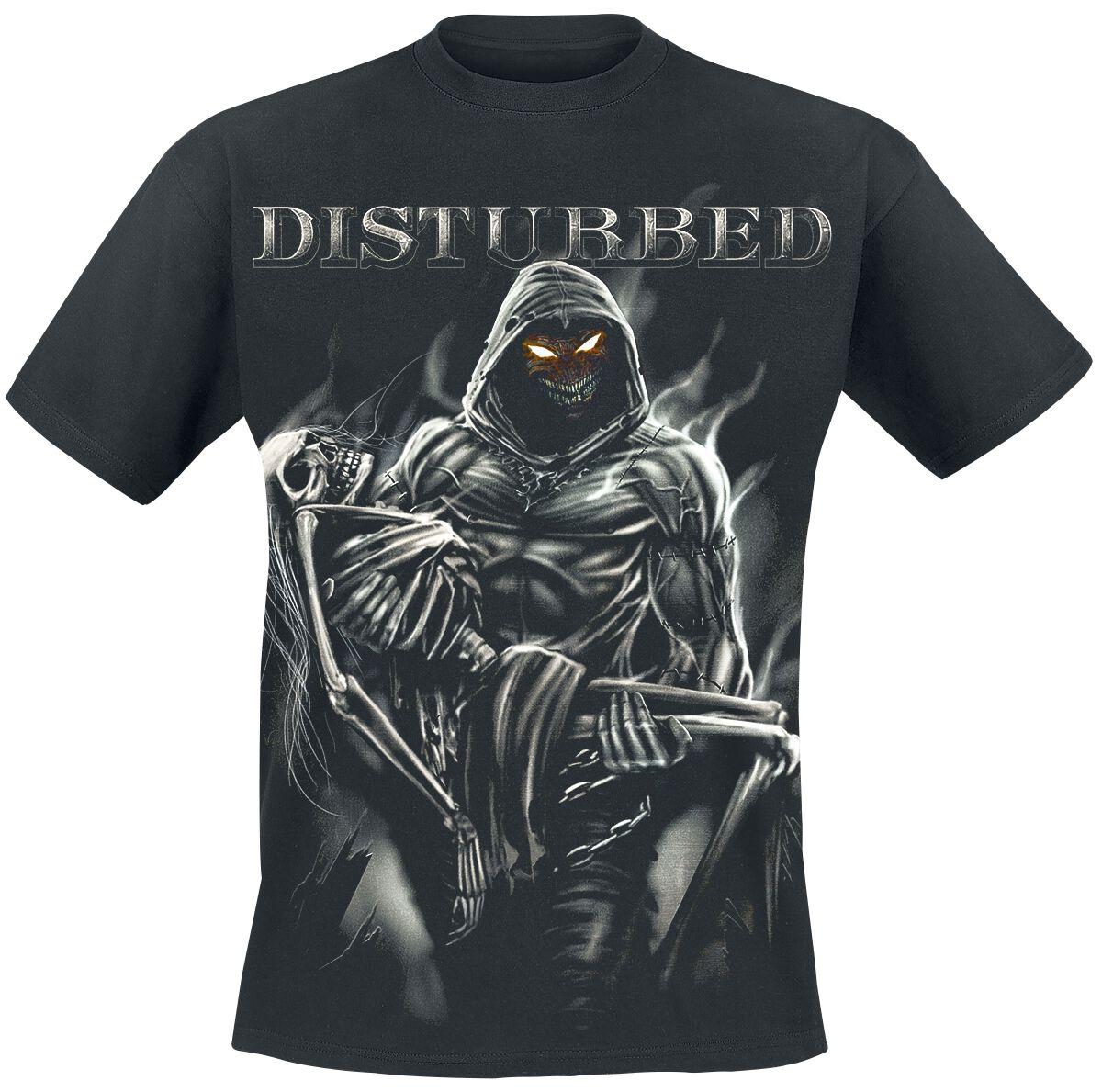 Disturbed Lost Souls T-Shirt schwarz