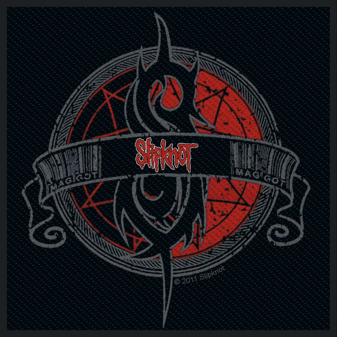 Image of   Slipknot Crest Patch Standard