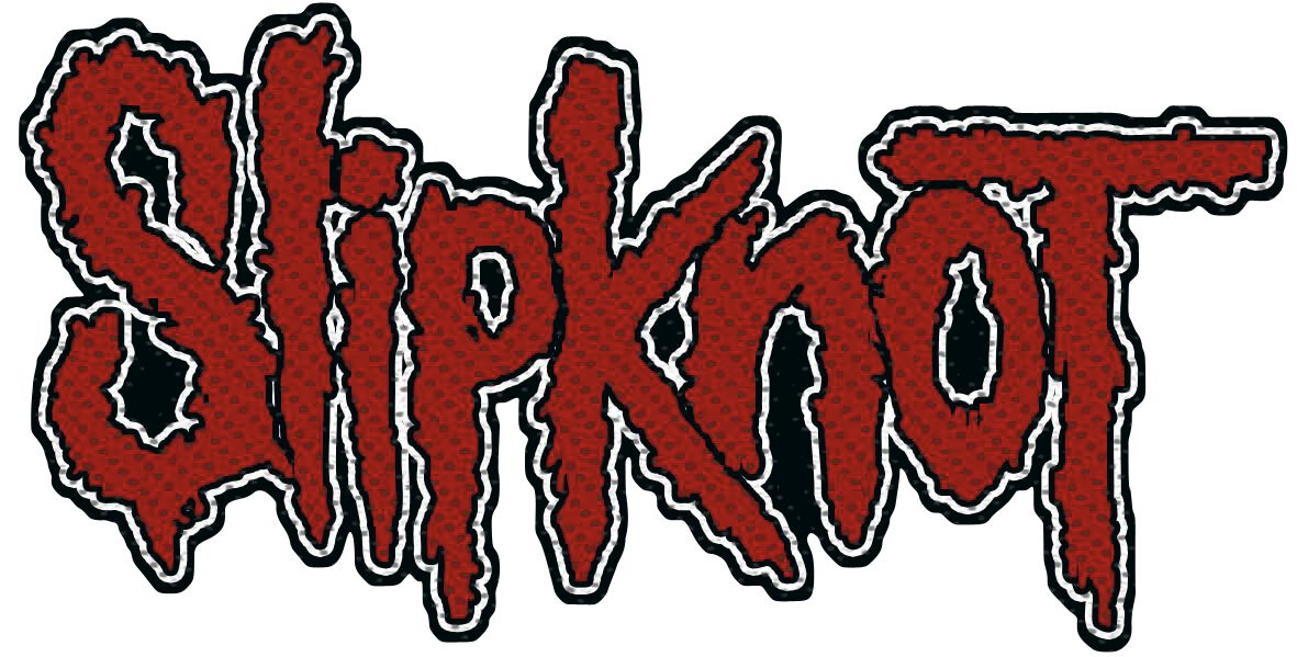 Slipknot Logo Patch Standard