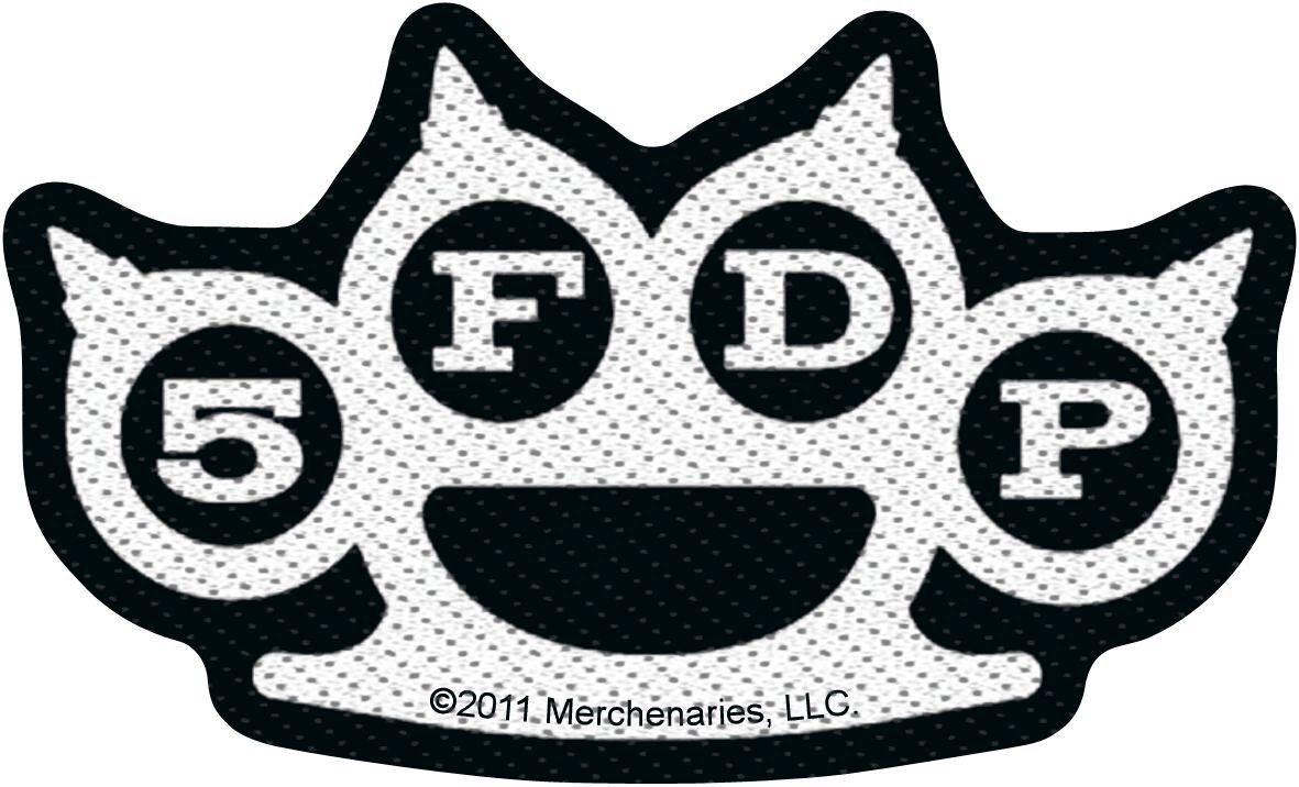 Image of   Five Finger Death Punch Knuckles Patch Standard