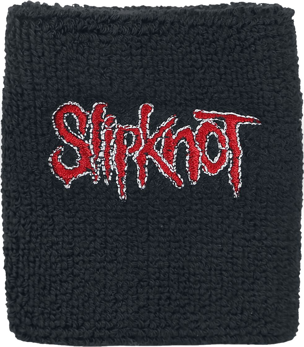 Image of   Slipknot Logo Armbånd sort