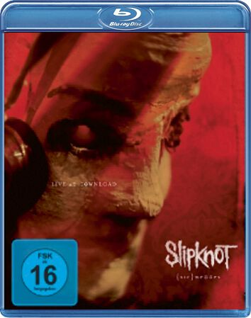 Image of   Slipknot (Sic)Nesses Live At Download Blu-ray Standard