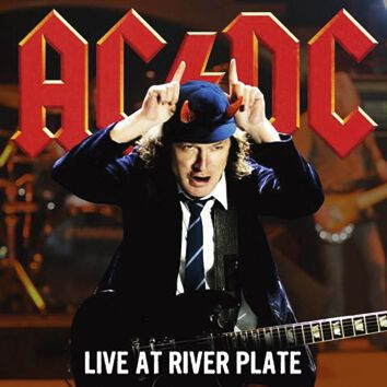Image of   AC/DC Live at River Plate 3-LP rød