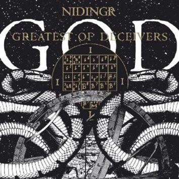 Nidingr Greatest of deceivers  CD  Standard