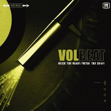 Image of   Volbeat Rock the rebel / Metal the devil LP Standard