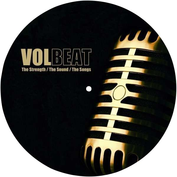 Image of   Volbeat The strength / The sound / The songs LP Standard