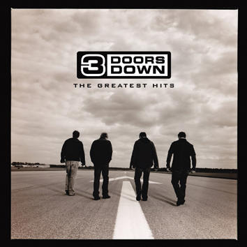 3 Doors Down - Greatest hits - CD - Standard