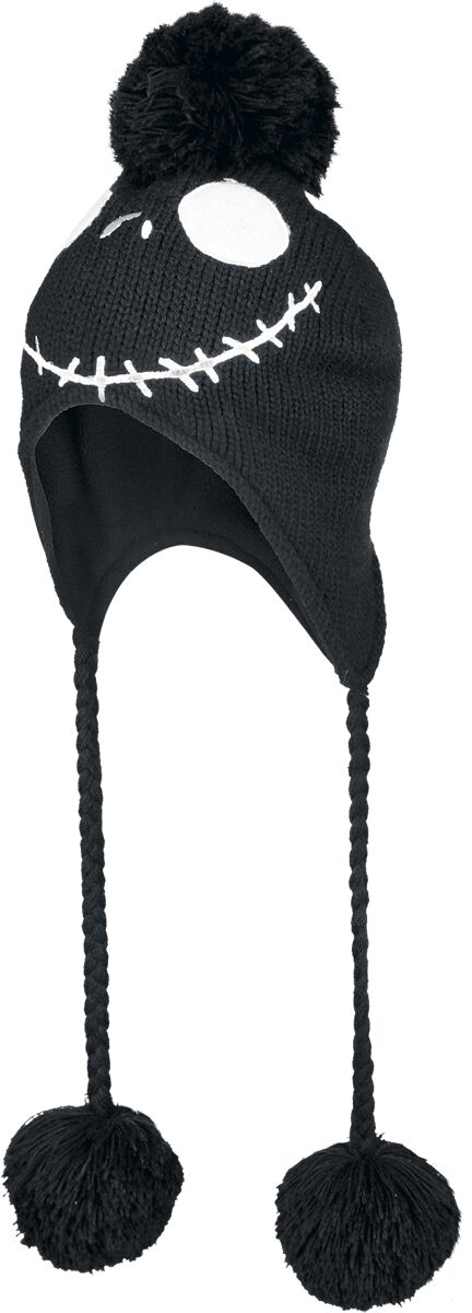 Image of   The Nightmare Before Christmas Bobble Knit Cap sort