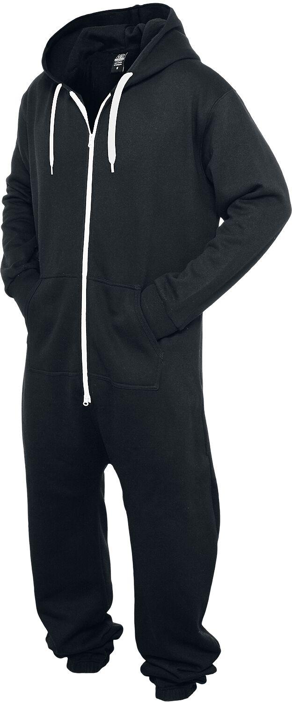 Image of   Urban Classics Sweat Jumpsuit Jumpsuit sort