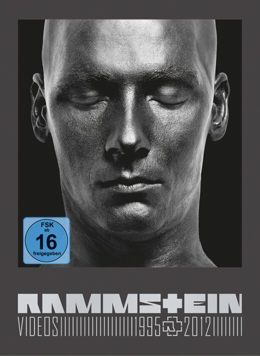 Image of   Rammstein Videos 1995 - 2012 3-DVD Standard