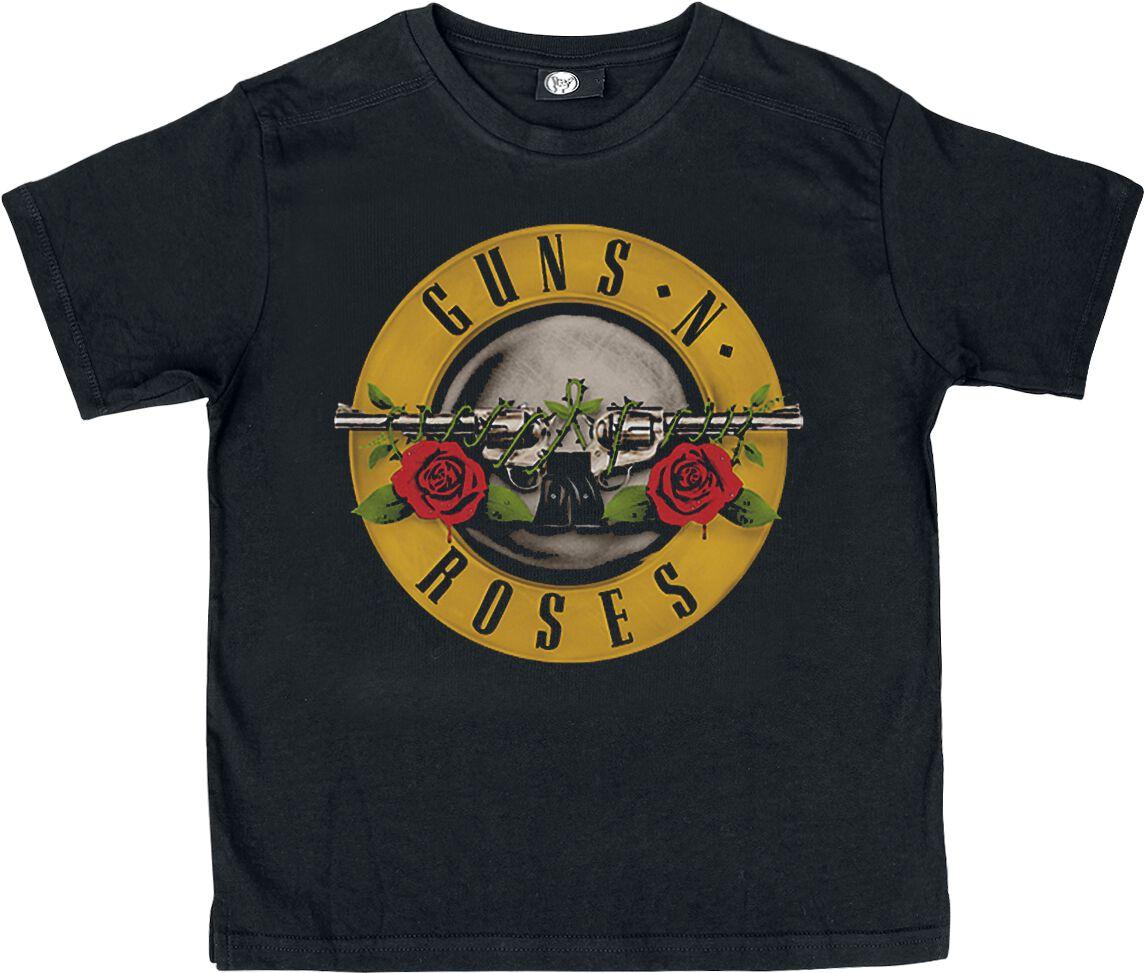 Image of   Guns N' Roses Bullet Børnetrøje sort
