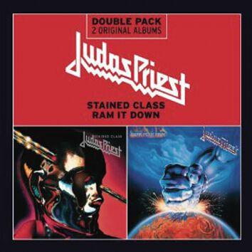 Image of   Judas Priest Stained class / Ram it down 2-CD Standard