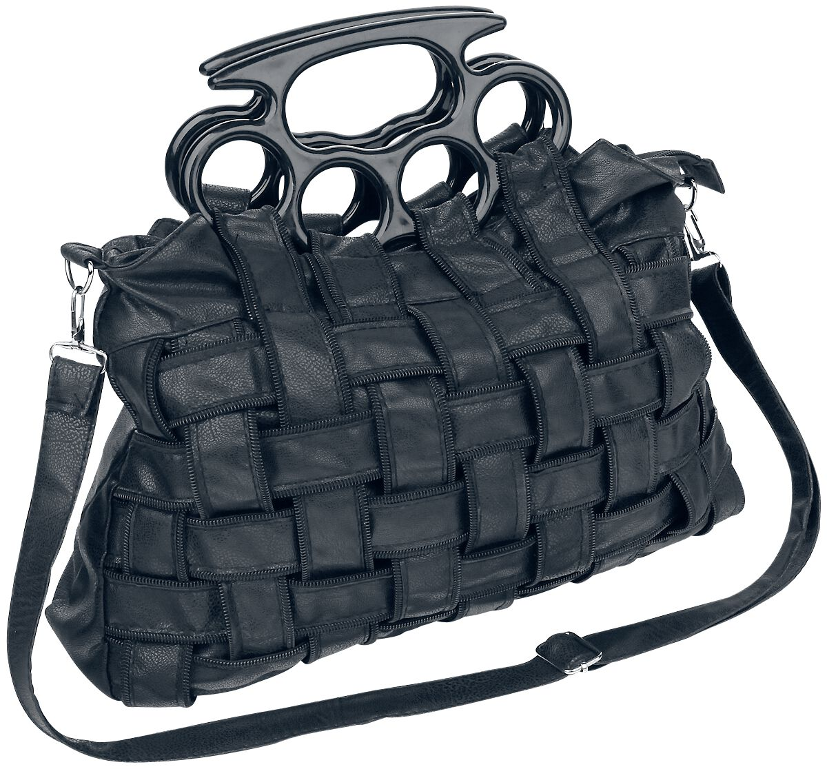 Image of   Poizen Industries Jade Bag Håndtaske sort