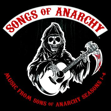 Sons Of Anarchy Songs Of Anarchy Vol. 1 CD Standard