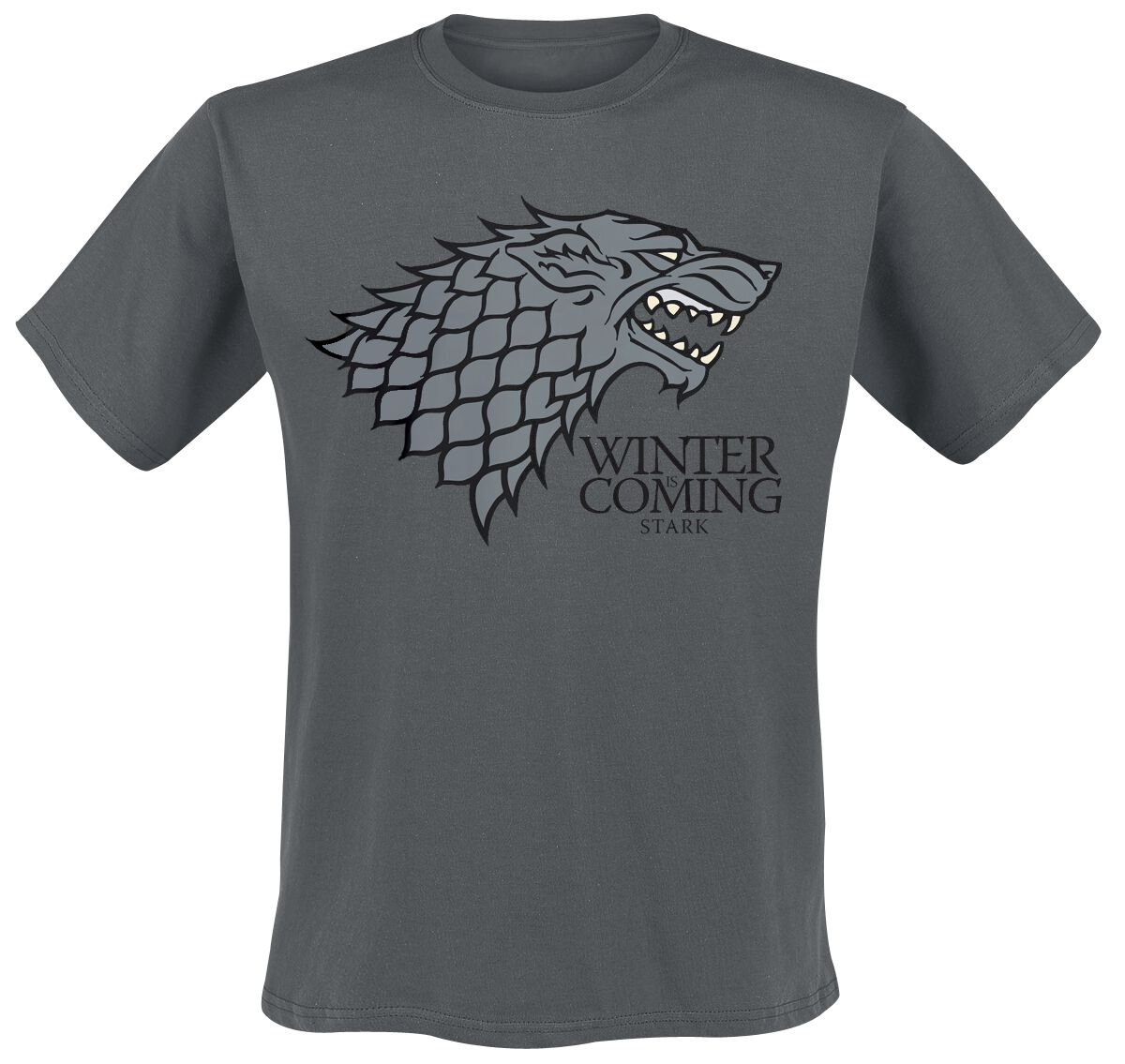 Image of   Game Of Thrones Winter Is Coming T-Shirt koks
