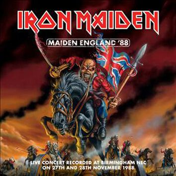 Image of   Iron Maiden Maiden England '88 2-CD standard