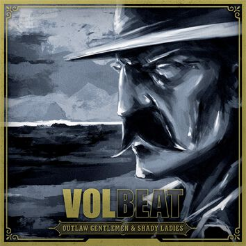 Image of   Volbeat Outlaw gentlemen & shady ladies CD Standard