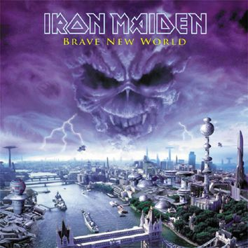 Image of   Iron Maiden Brave new world CD standard