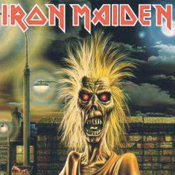 Image of   Iron Maiden Iron Maiden CD standard