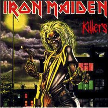 Image of   Iron Maiden Killers CD standard