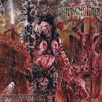 Image of   Supreme Pain Nemesis enforcer CD Standard