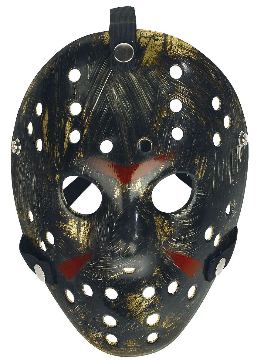 Merch dla Fanów - Maski i Kostiumy - Maska Friday The 13th Maska standard - 257071