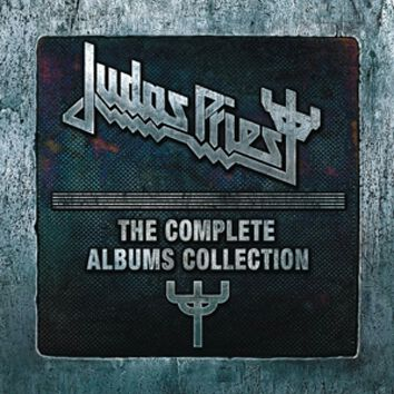 Judas Priest Complete album collections 19-CD standard