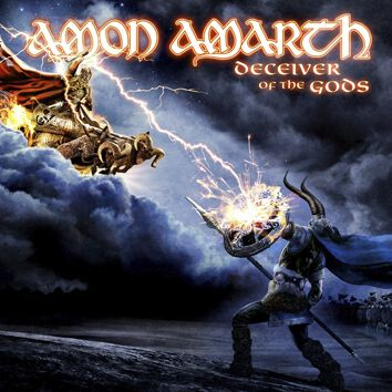 Image of   Amon Amarth Deceiver of the gods CD standard