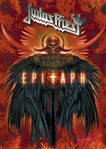 Image of   Judas Priest Epitaph DVD Standard