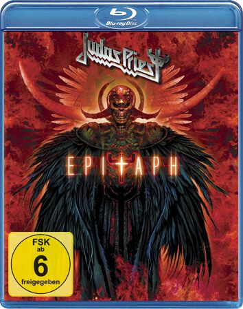 Image of   Judas Priest Epitaph Blu-ray Standard