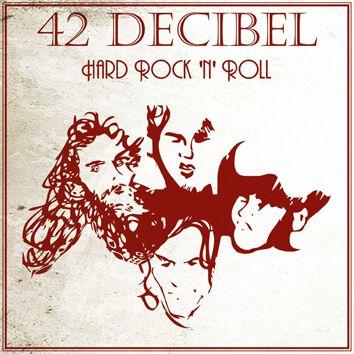 Image of   42 Decibel Hard Rock n' Roll CD standard