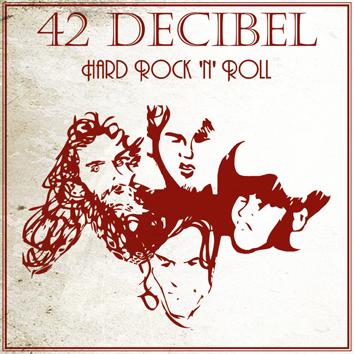 42 Decibel - Hard Rock n' Roll - CD - standard