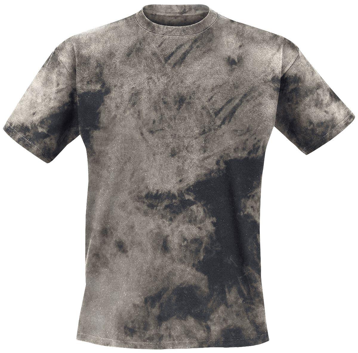 Image of   Outer Vision Nogal T-Shirt sort-brun