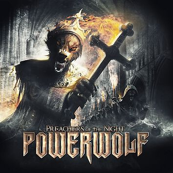 Image of   Powerwolf Preachers of the night CD standard