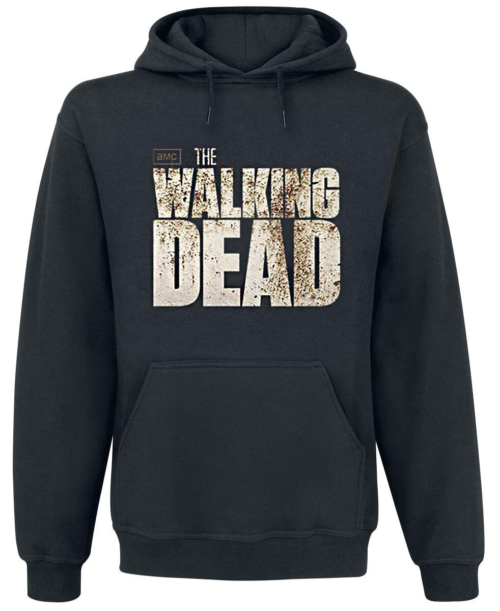Image of   The Walking Dead Walkers Fence Hættetrøje sort