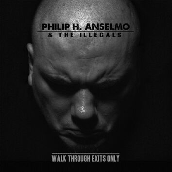 The Anselmo, Philip H. & Illegals Walk through exits only CD multicolor SOM303