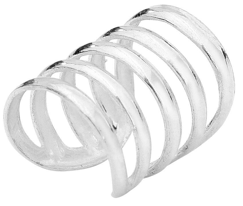 Basics - Kolczyki - Zacisk na ucho Fine Silver Zacisk na ucho standard - 265434