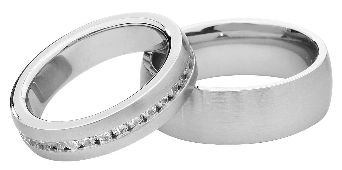 Basics - Pierścienie - Pierścień etNox Love Has No End Pierścień srebrny - 265711
