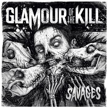 Glamour Of The Kill Savages CD Standard