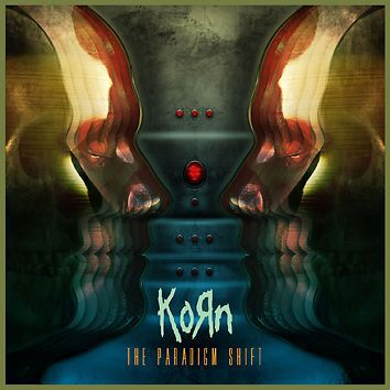 Image of   Korn The paradigm shift CD standard