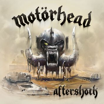 Image of   Motörhead Aftershock CD standard
