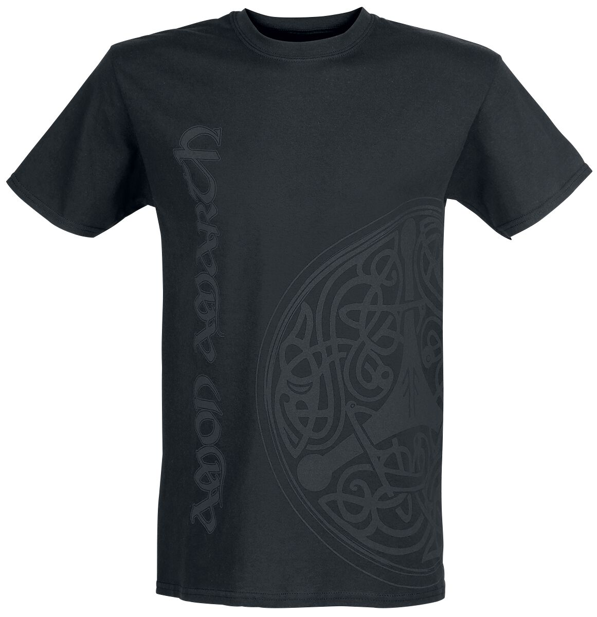 Image of   Amon Amarth Battle Ship T-Shirt sort