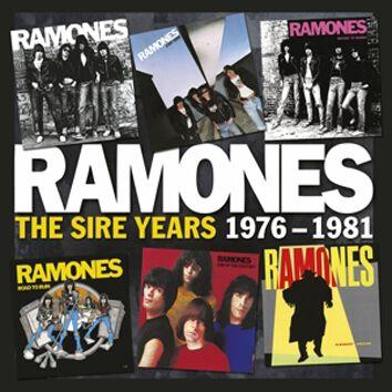 Ramones Sire years 1976-1981 6-CD Standard