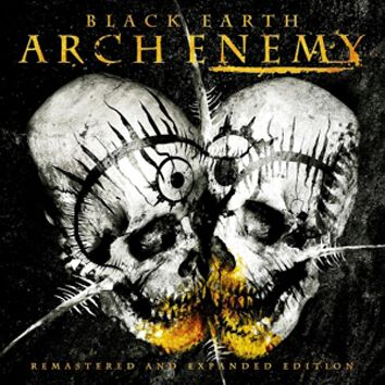 Image of   Arch Enemy Black earth 2-CD standard