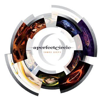A Perfect Circle Three sixty CD Standard