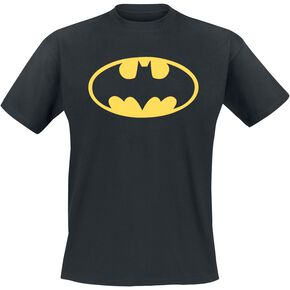 Batman Logo T-shirt noir