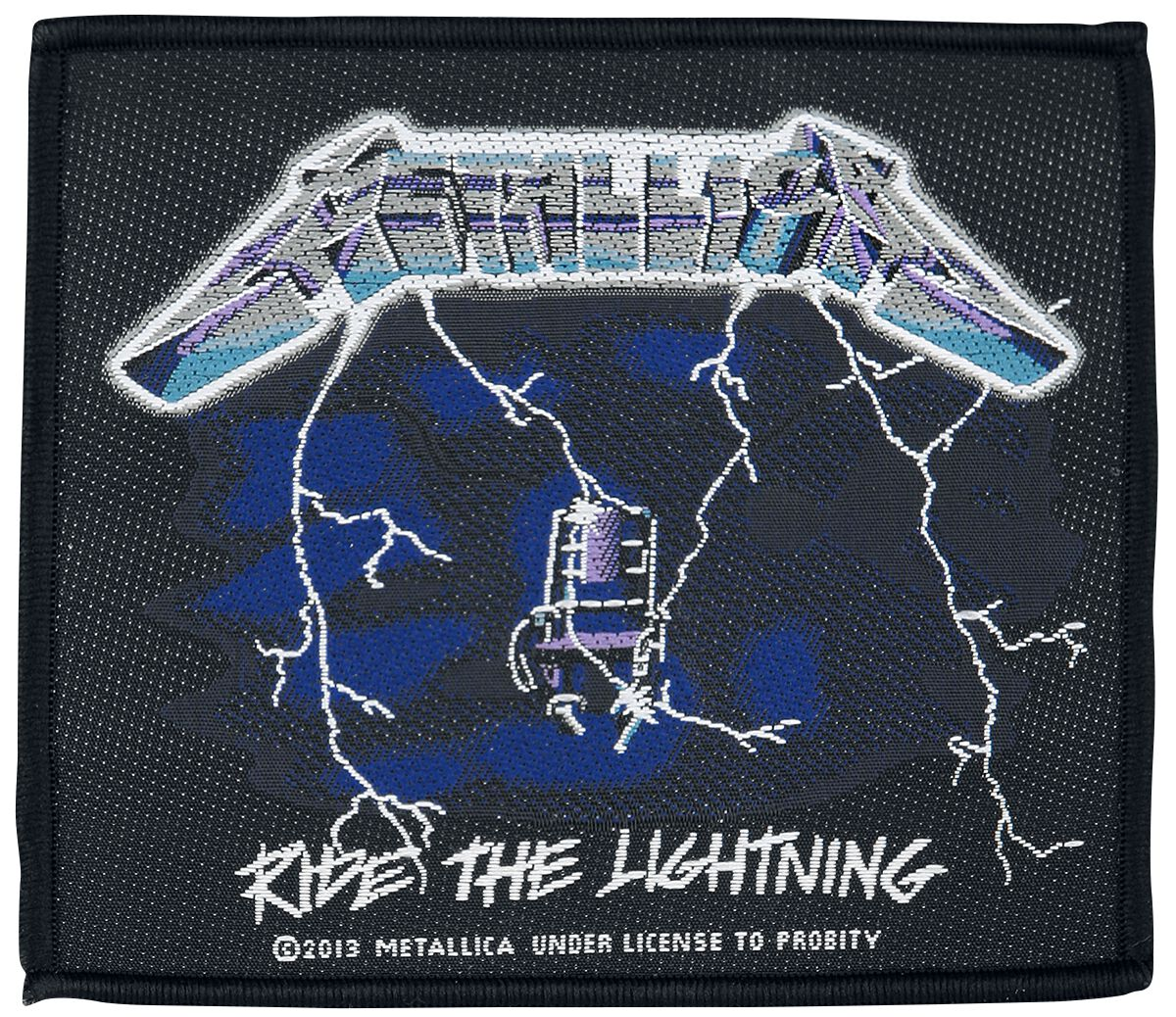 Metallica Ride the lightning - None - Standard