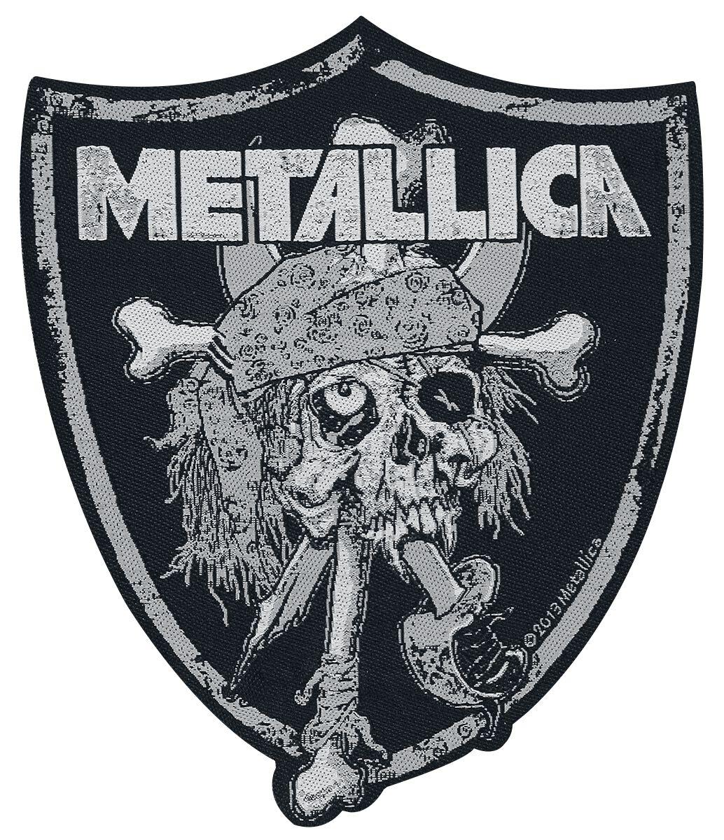 Metallica Raiders Skull - None - Standard